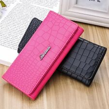 t Women Luxury Leather Credit Card Holder Money Wallets And Purse For Girls