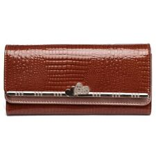 Women Wallets Patent Leather Wallet  Fashion Clutch Casual Women Purses