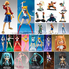 Anime Sailor Moon Fairy Tail ONE PIECE Action Figure Figuarts Toys Collectible