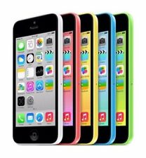 "Apple iPhone 5c 4"" Cell Phone 8GB 16GB 8MP Unlocked Smart Phone iOS USED"