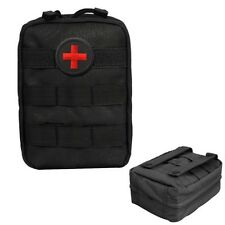 Chic Outdoor Molle Tactical Military 900D Bag Medical First Aid Pouch Case Tools
