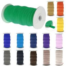 50 Yards Stretchy Ribbon Elastic Cord String Sewing Trim Band Webbing for Craft