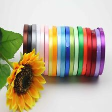 Sewing Party Yards Bow Single New Wrapping Wedding Ribbon Handicraft Satin