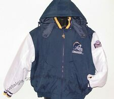 Vintage 90s NFL San Diego CHARGERS ProPlayer JACKET REVERSIBLE BackPatch NWT NOS