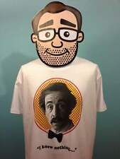 Fawlty Towers - Manuel T-Shirt (Andrew Sachs / I know nothing) - White Shirt