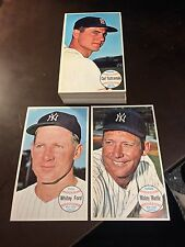 1964 TOPPS GIANTS BASEBALL LOT  65 CARDS  *NM-MT*  ATTIC FIND