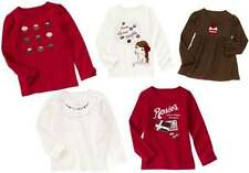 NWT Gymboree SWEET TREATS Tee's Tops Choice of Styles Sizes 4, 5, 6, 7