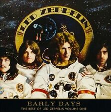 Early Days: The Best of Led Zeppelin, Vol. 1 by Led Zeppelin (CD, Nov-1999,...