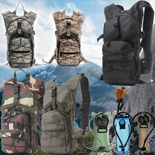 Hydration Pack Sports Runner Hydration Backpack For 2/3L Water Bladder Hiking D2