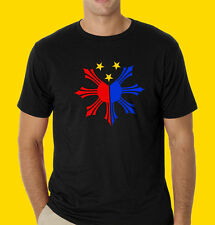 Philippines filipino pinoy t-shirt Create No 2 Philippine Flag theme 3 colors RL
