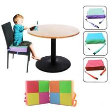 Baby Kids' Chair Pads Chair Increasing Cushion Dismountable Booster Seat Mat