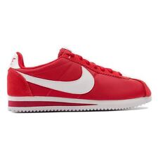 Nike Classic Cortez Red White Mens Trainers