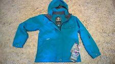 Surfanic Girls Ski Jacket (age 11/12 & 13/14 yrs)  Pink or Turquoise available