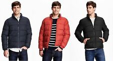 OLD NAVY Mens Frost Free Winter Puffer Coat Jacket  Size S or M  NEW NWT