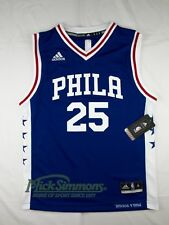 Philadelphia 76ers Ben Simmons Kid's Replica NBA Road Jersey by adidas