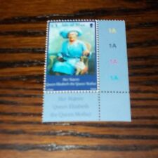 ISLE OF MAN MINT STAMPS QUEEN MOTHER COMMEMORATION 2002 - CHOOSE VARIATION SET