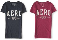 AERO Aeropostale Aero Wreath Graphic T  T-Shirt Top Tee  S,M,L,XL,2XL NEW! NWT!