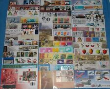 BENHAM FIRST DAY COVERS ISSUES FROM 2001 - 2006 - CHOOSE BENHAM COVER