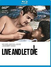 Live and Let Die (Blu-ray Disc, 2015) James Bond 007