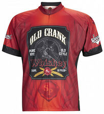 Old Crank Whiskey Cycling Jersey World Jerseys Men's + socks bike bicycle