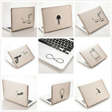 Chic Vinyl Decal Sticker Skin for Apple Laptop MacBook Air/Pro 11'' 13'' 15'' GD
