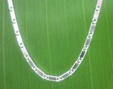 """MADE IN ITALY 925 sterling silver """"SOLID 1.5mm"""" CHAIN Necklace 40 to 60cm UNISEX"""