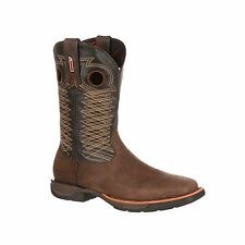 "Rocky Men's 11"" Light Weight Steel Toe Western Boot-RKW0139"