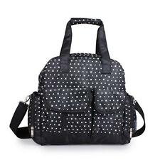 New Baby Diaper Changing Bag Large Tote Mommy Nappy Handbag Backpack