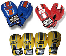 Real Leather Premium Leather Boxing Gloves made of Genuine Cowhide FREE SHIPPING
