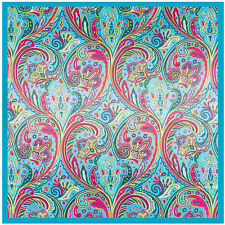"2017 NEW ARRIVAL Women's Silk-Satin Square Scarf Printed Floral Shawl 35""*35"""