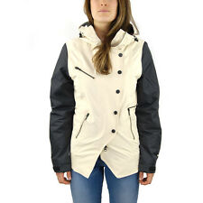 Holden Women's Rydell Jacket 2015 Bone/Black Winter Jacket NEW!