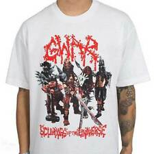 GWAR - Scumdogs - T SHIRT S-M-L-XL-2XL Brand New - Official T Shirt