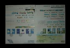 ALDERNEY FIRST DAY COVERS  - SELECT INDIVIDUAL FDC FIRST DAY COVER