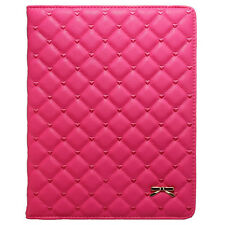 Apple iPad 2 3 4 Luxury Fashion Bowknot Leather Smart Case Stand Cover Holder