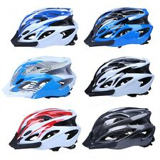 Fashion Cycling Bicycle Adult Mens Womens Unisex Bike Helmet With Visor Mountain