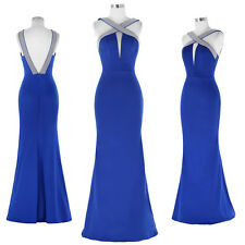 Summer Sexy Long Evening Party Prom Dress Ball Gown Formal Bridesmaids Cocktail