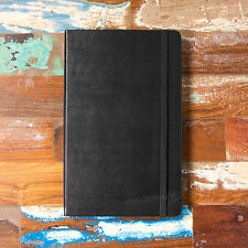 Moleskine Large Classic Paper Notebook 240 Page Hard Cover Elastic Black Journal