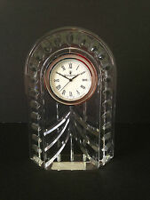 Waterford Crystal Ireland Overture Clock Brand New Clock Face