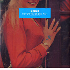 "Sexus-How Do You French Kiss 12""-ZTT, SAM1909, NARCOTIC THRUST"
