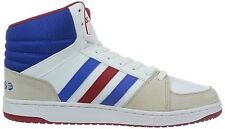 New Mens Adidas Hi Top Running Sport  Trainers  Size