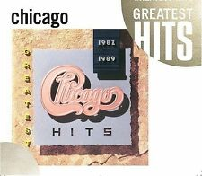 Greatest Hits 1982-1989 by Chicago CD 80s Music Look Away You're the Inspiration