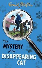 NEW (2) the DISAPPEARING CAT ( MYSTERY book )  Enid Blyton