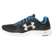 UA Under Armour Micro G Engage BL H 2 Black Men's Shoes Running shoes 1285110