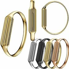 Replacement Soft Luxury Watch band Fashion Bangle For Fitbit Flex 2 Smart Watch