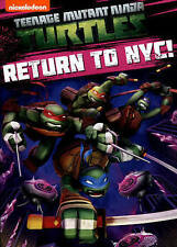 Teenage Mutant Ninja Turtles: Return to NYC (DVD, 2015)