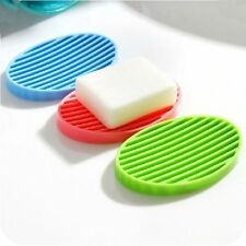 Candy Colors Soap Rack Soap Box Kitchen Sink Sponge Holder Clean Soap Dishes
