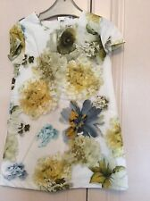BNWT NEXT FLORAL lined  Dress. AGE 2/3/4 YEARS