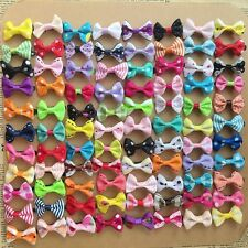 Wholesale Handmade Bow Baby Kids Children Girls Hair Clip Alligator Hairpins