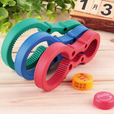 Jar Opener Multi Purpose Jar Lids Bottle Cap Grip Twister Rubber Opener SG