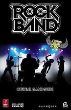 Prima Official Game Guides: Rock Band : Prima Official Game Guide by Damien Wap…
